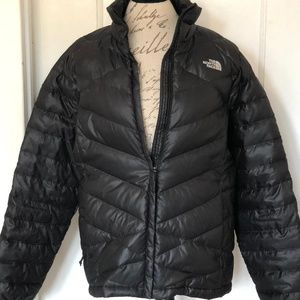 North Face Black Down Puffer Jacket XL - LIKE NEW!